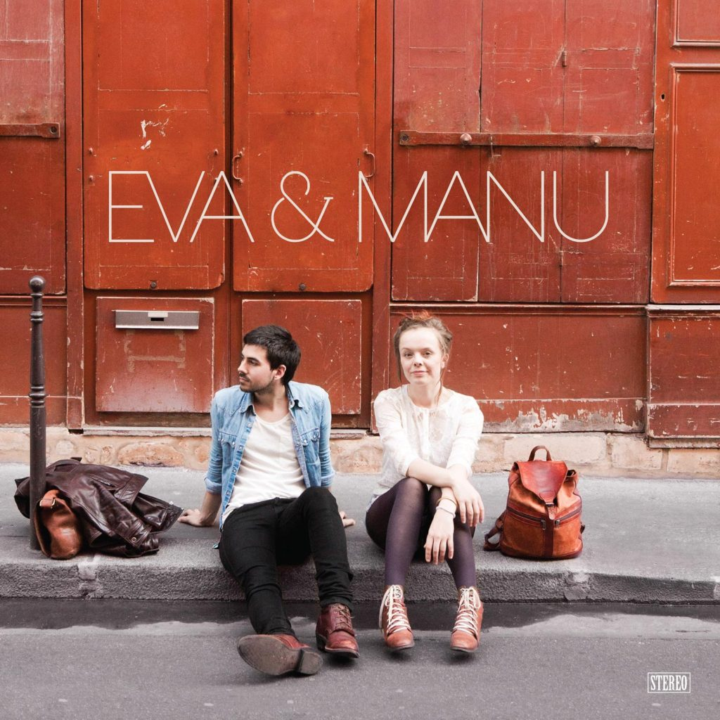 Eva & Manu is nominated for the best album cover of the year at Emma Gaala